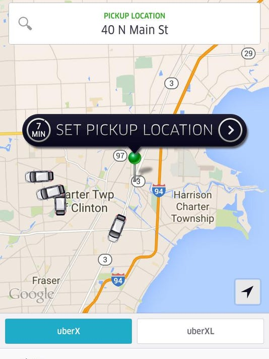 Clerk, Uber offering free rides for Macomb County jurors