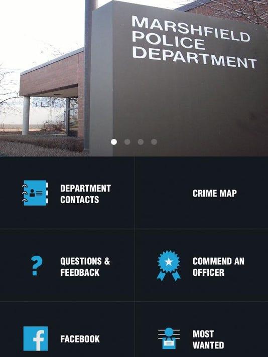 Police app