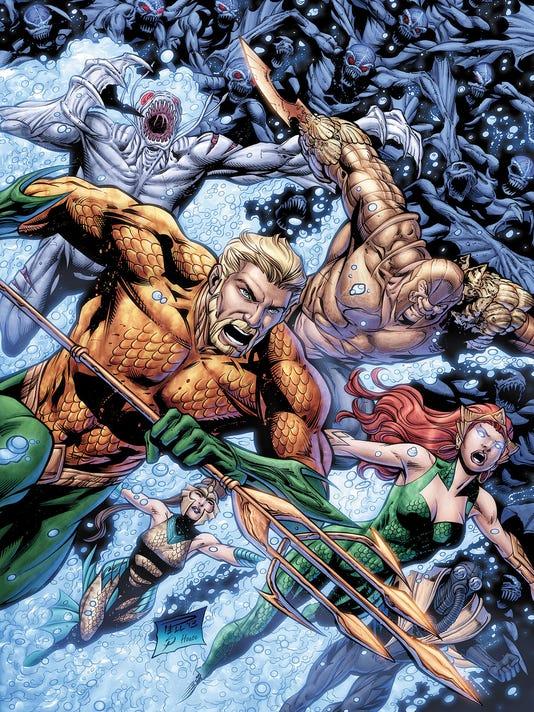 Aquaman 25
