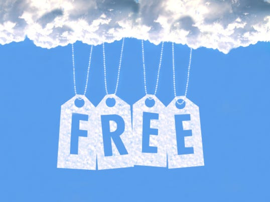 How to get free e-books, TV shows, music and more