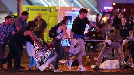 Horror in Las Vegas