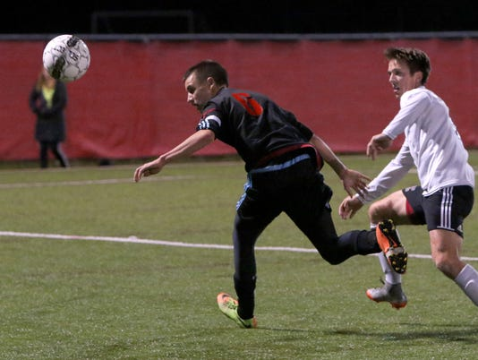 Arrowhead Boys Soccer v Eau Claire Memorial