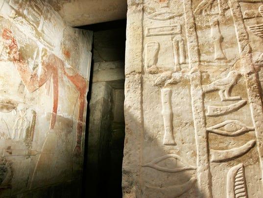 AP EGYPT ANCIENT TOMB I EGY