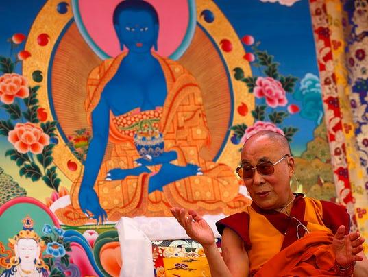 Dalai Lama: We need global, secular ethics