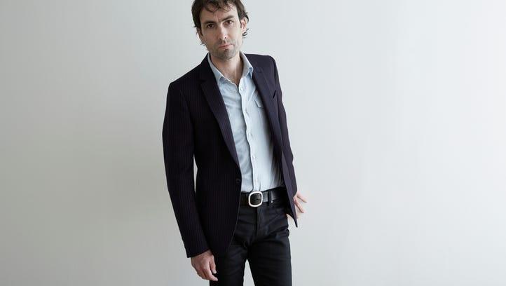 Andrew Bird plays Minglewood Hall on Sunday.