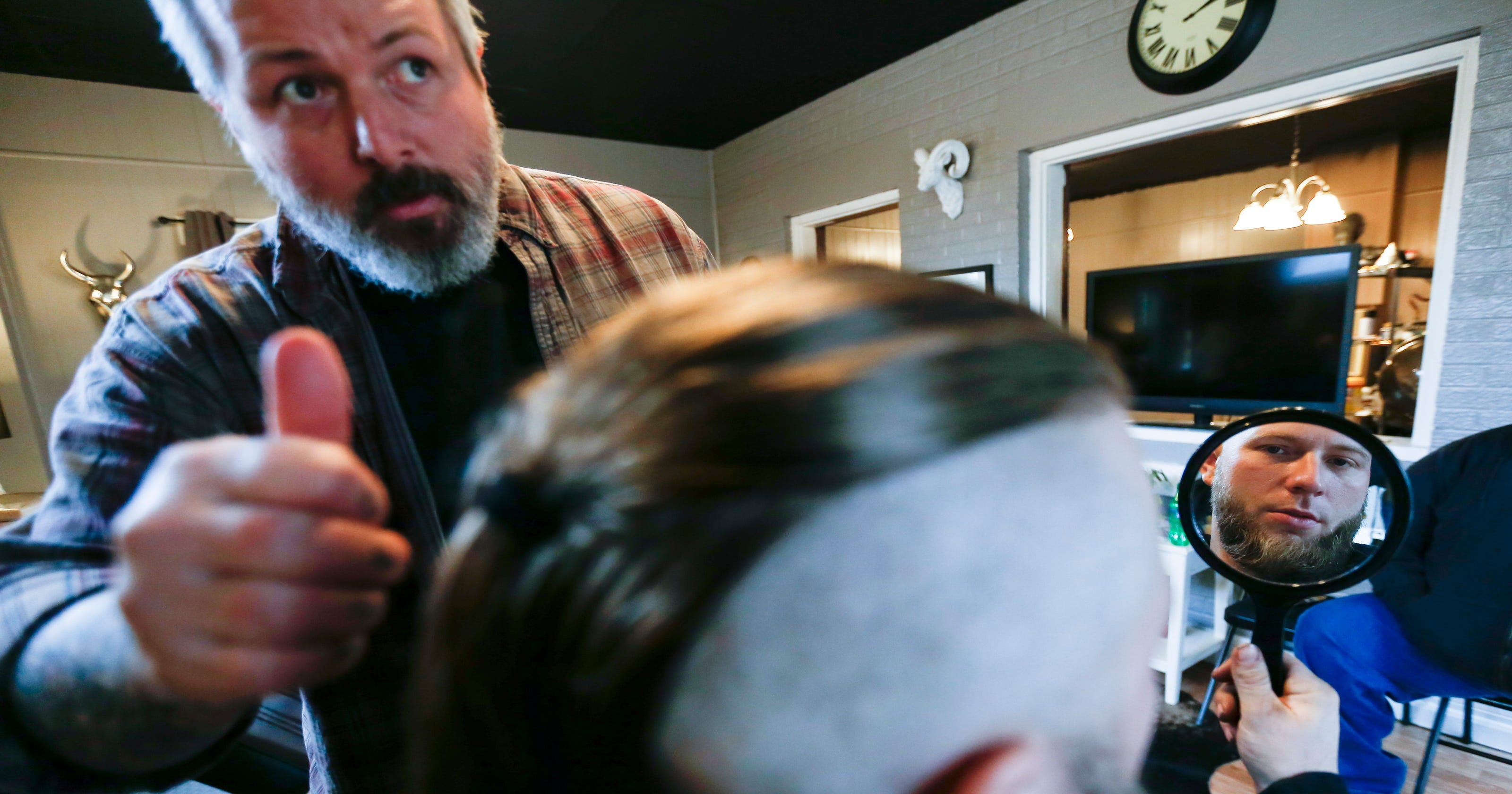 New Barber Shop Has Opened In A North Springfield Neighborhood