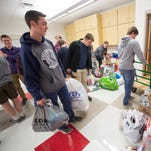 Central Pa. high school athletes' small acts of kindness make big impact on community