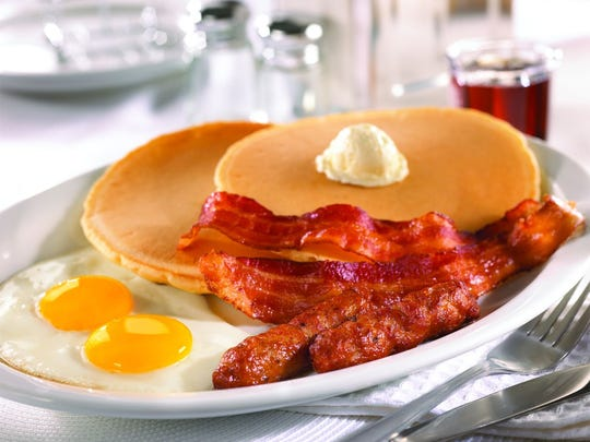 TUESDAYS: Denny's | Kids eat free from 4 to 10 p.m.