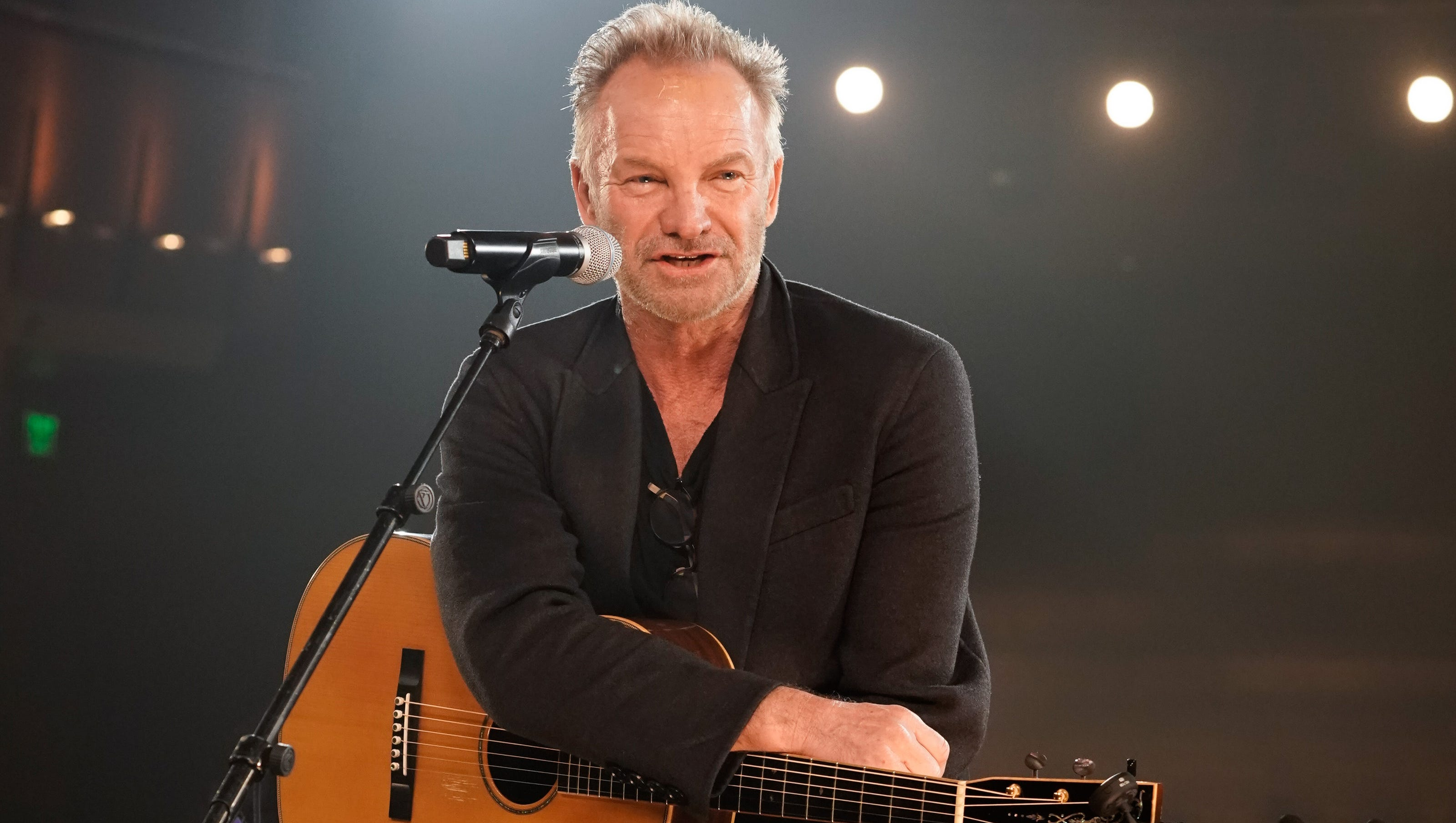 Sting heading to Las Vegas for new residency 'Sting: My Songs'