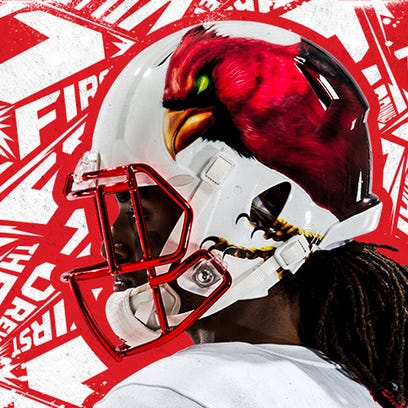 U of L and adidas revealed the Cards' Uncaged Cardinal