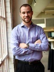 Jacob Nentrup, BR&P intern architect