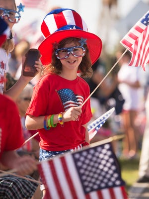 Fourth of July events are happening all along the coast starting this weekend.