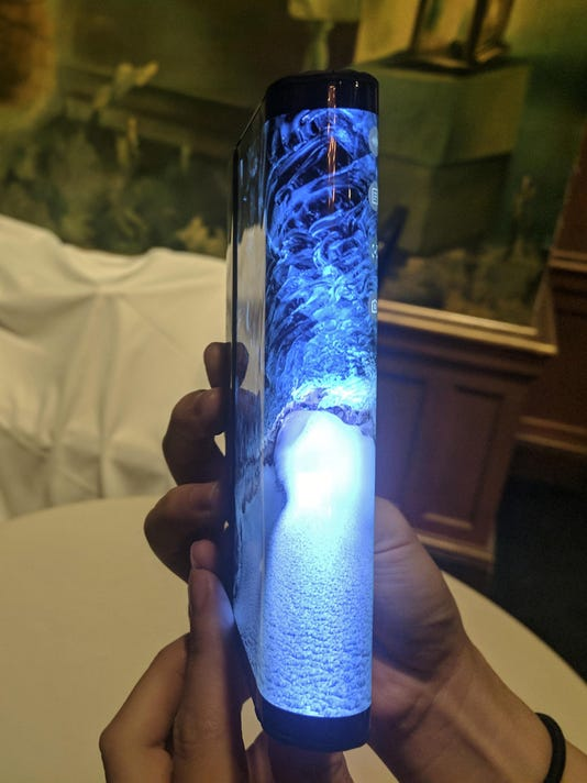 Smartphones Foldable Screens