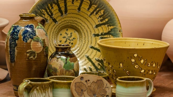 Wheaton Arts and Cultural Center's annual Museum Stores Holiday Sale will continue through Dec. 31.