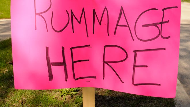 First Reformed United Church of Christ will hold a rummage sale Oct. 9-10.
