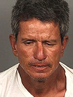 Saul Mayoral is a suspect in a March 23 homicide in Thermal.