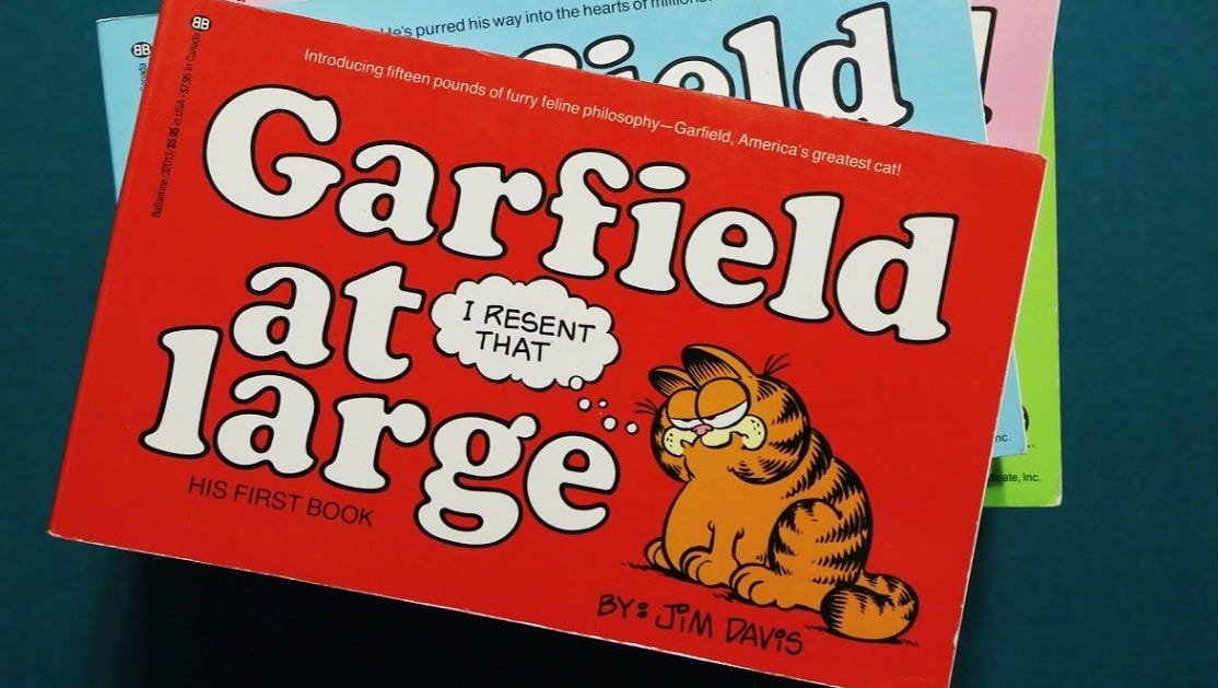 Garfield Turns 40 Nine Lives Of Indiana S Top Cartoon Cat