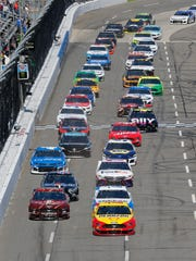 Martinsville Speedway will be the penultimate race for the championship finale.