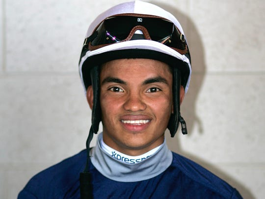 Juan Saez, a 17-year-old jockey from Panama, was airlifted to IU Health Methodist Hospital, where he died late Tuesday, after sustaining critical injuries in a race at the Indiana Grand Racing & Casino in Shelbyville.