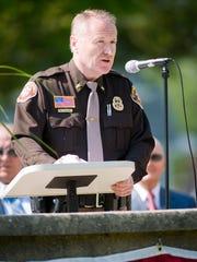 Manitowoc County Sheriff Robert Hermann