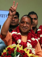 New Chief Minister of the northern Indian state of