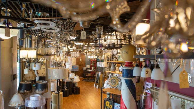 Long Lighting Studio, 2111 S.W. Belle Ave., carries products and catologs to pick the right fixtures and decor for homes or businesses.