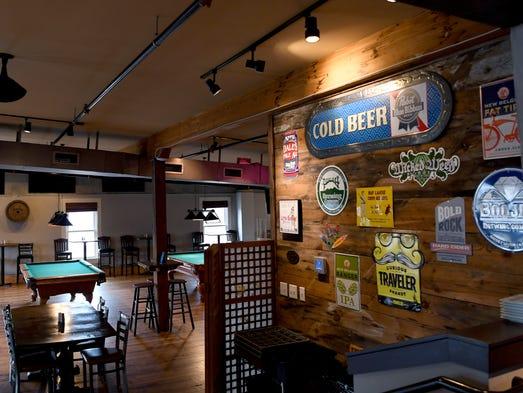 Anchor Bar And Kitchen Asheville