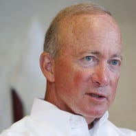 Mitch Daniels' total salary up 8% at Purdue, hits $830,000