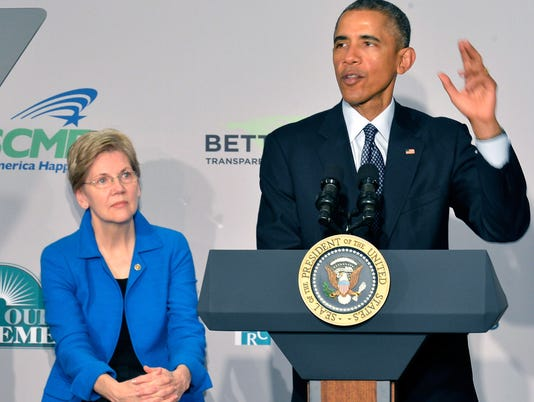 Obama: Warren is wrong on trade