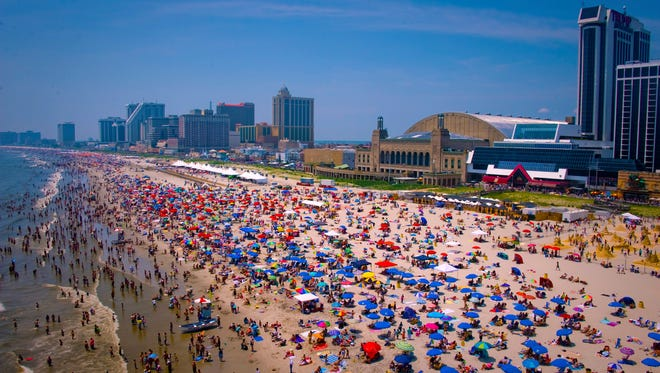 Atlantic City was named Best Gambling Destination by USA TODAY 10Best readers.