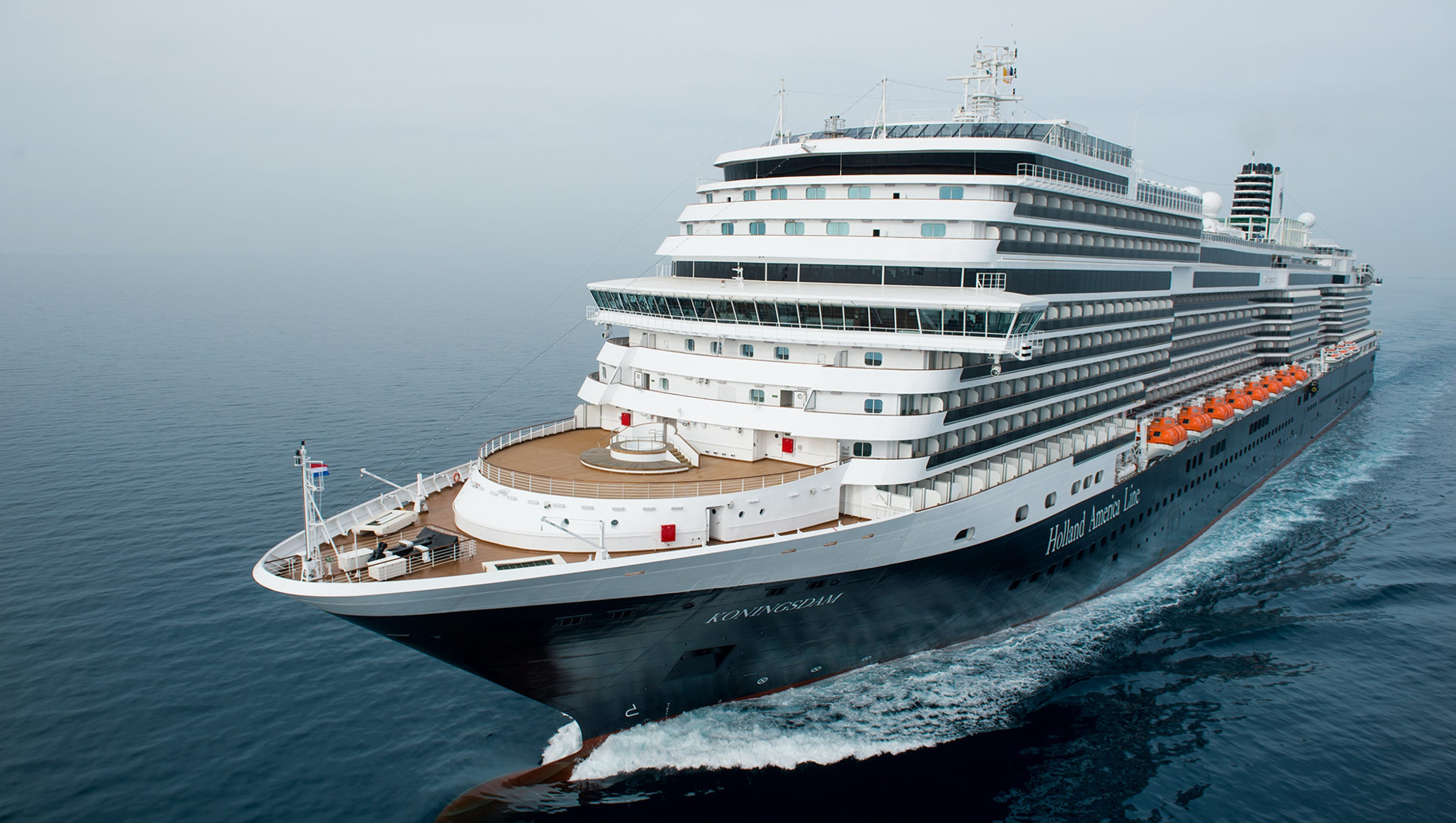 Nieuw Statendam: New Holland America ship to debut in late ...
