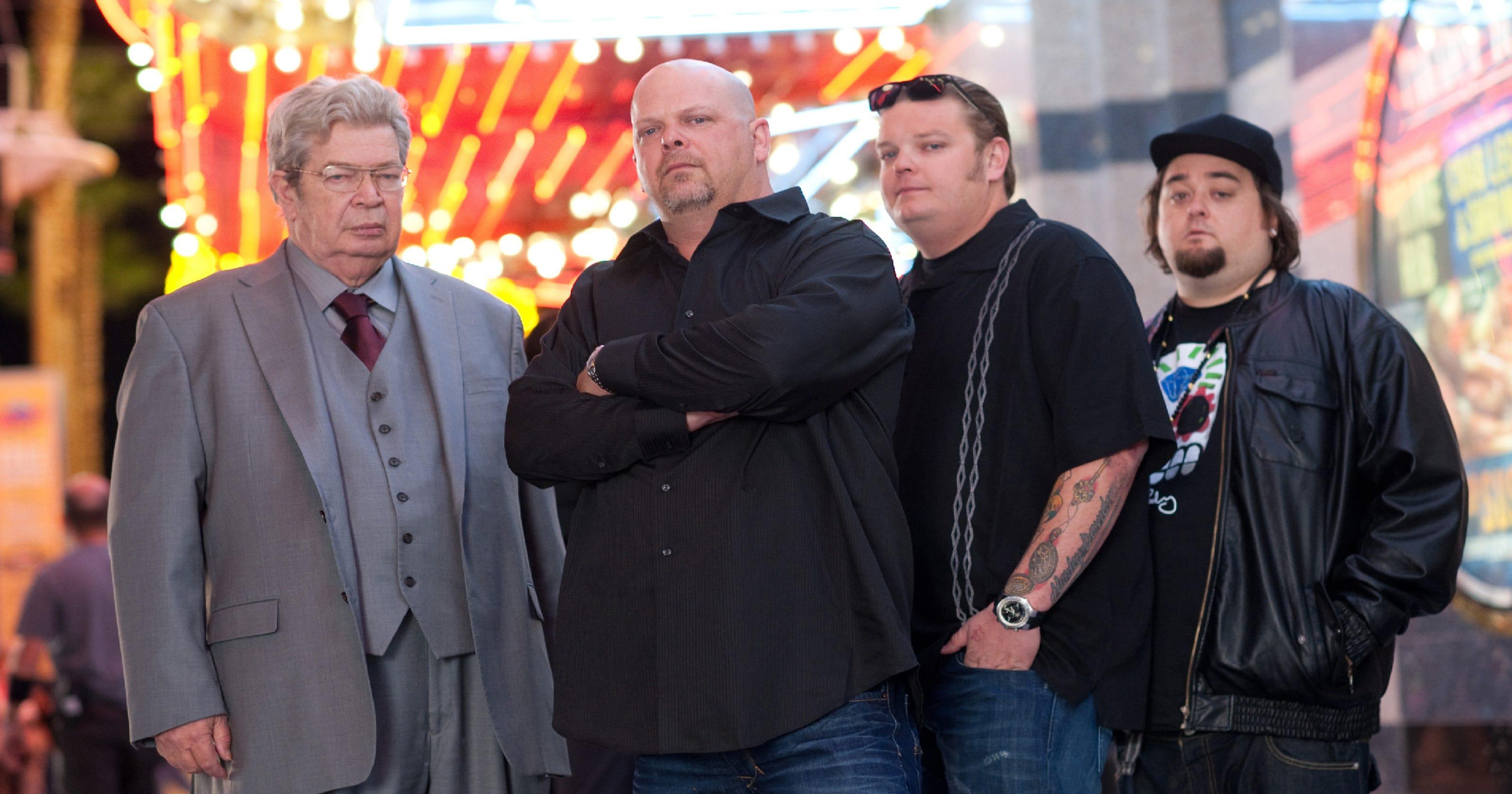 'Pawn Stars' Rick Harrison expands empire to Las Vegas Strip