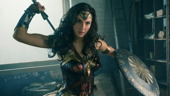 Gal Gadot reigned over summer 2017 in 'Wonder Woman.'