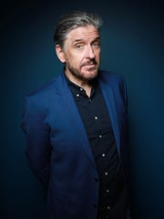 Comedian, author and former late-night talk-show host Craig Ferguson is coming to the Brown Theatre.