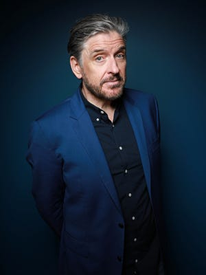 Comedian and former late-night talk-show host Craig Ferguson will perform in Evansville in September.