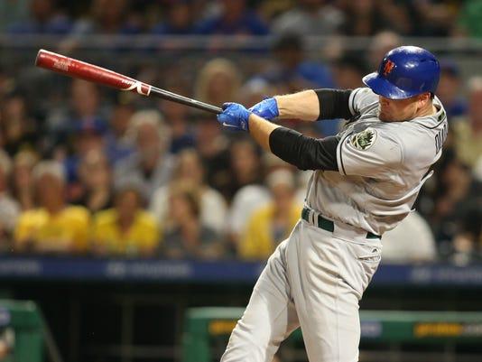MLB New York Mets at Pittsburgh Pirates