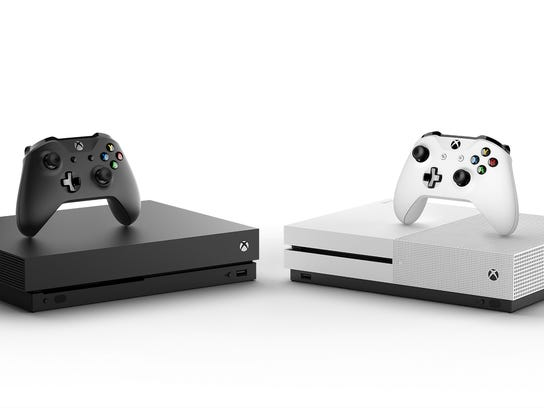 Xbox One X and Xbox One S: What's the 4k difference?