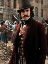 "Daniel Day-Lewis played Bill ""The Butcher"" Cutting"