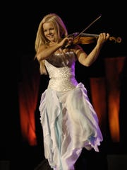 You can get your dose of Irish entertainment with Celtic Woman (June 23) at the Auditorium.
