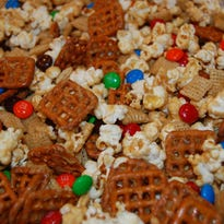 Sweet and Salty Popcorn Treat