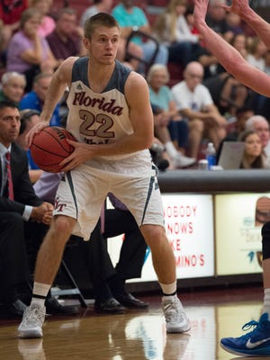 Florida Tech's Isaac Spence will be honored at the NCAA Division I Final Four for his volunteer work.