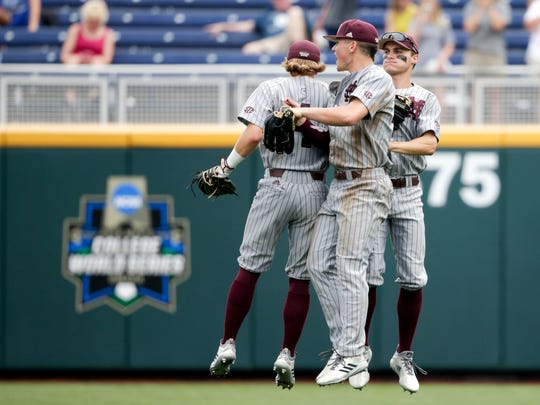 Mississippi State's hitters have been relentless this season. Saturday's game against Ole Miss was the latest example of that.