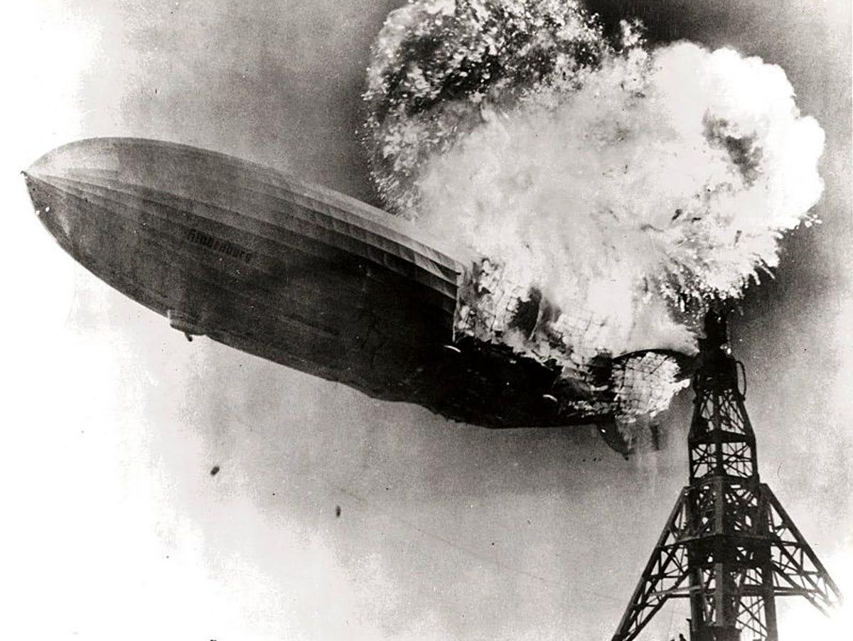 Ceremonies set to mark Hindenburg disaster at 80.