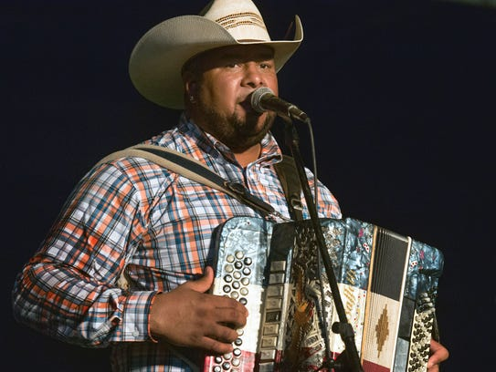 Keith Frank and the Soileau Zydeco Band return to Downtown