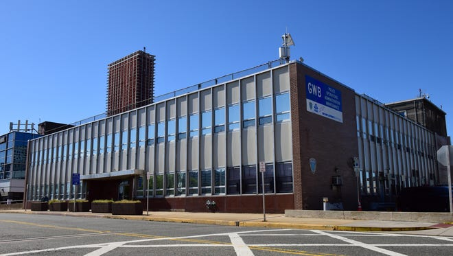 Port Authority Administration Building in Fort Lee.