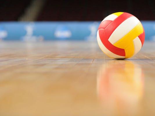 ADN Volleyball Stock
