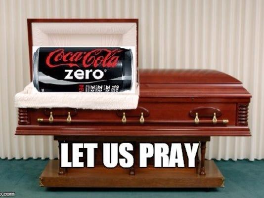 coke zero meme