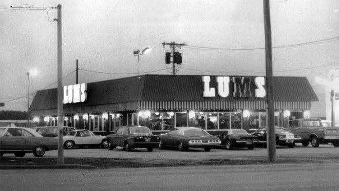 Lum's arrived in Rochester about 1969 and eventually had restaurants at sites including West Ridge Road in Greece, West Henrietta Road in Brighton, Howard Road in Gates, Pittsford Plaza, East Ridge Road in Irondequoit and Mosley Road in Perinton.