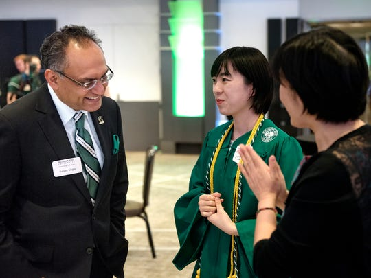 Chinese students once flocked to MSU  Now their numbers are