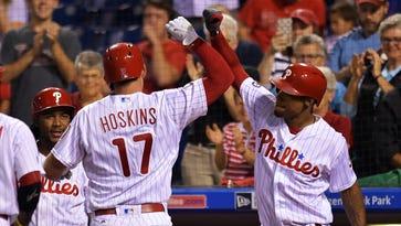 A sneak peak at the hard-hitting 2018 Phillies?